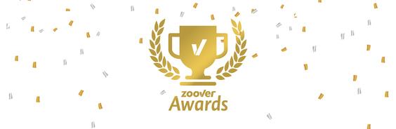 Logo Zoover Award 2017